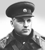 Marszałek Konstanty Rokossowski.